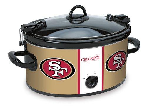 49ers crock pot - 1