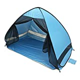 Beach Tent Beach Umbrella Outdoor Sun Shelter