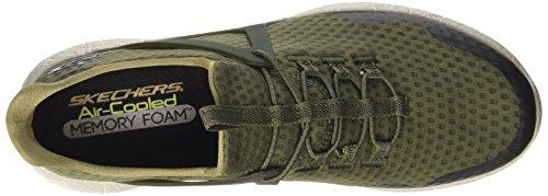 Burst Shinz Grün Olv Skechers Sneaker Herren 85Fnxwqp