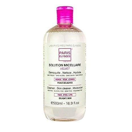 Agua micelar desmaquillante 3 en 1 Desmaquilla - Limpia - Tonifica 500ml para las pieles sensibles: Amazon.es: Belleza