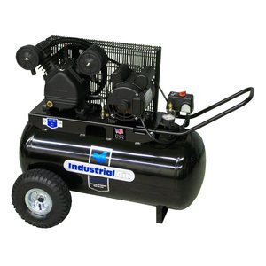 Industrial Air IP1682066.MN 20-Gallon Portable Electric Air Compressor, 1.6 Horsepower by Industrial Air