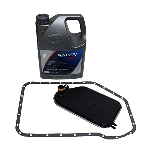 Pentosin 1058206-KIT-1 Automatic Transmission Fluid Service Kit, 5 l, 1 - Transmission Audi Fluid