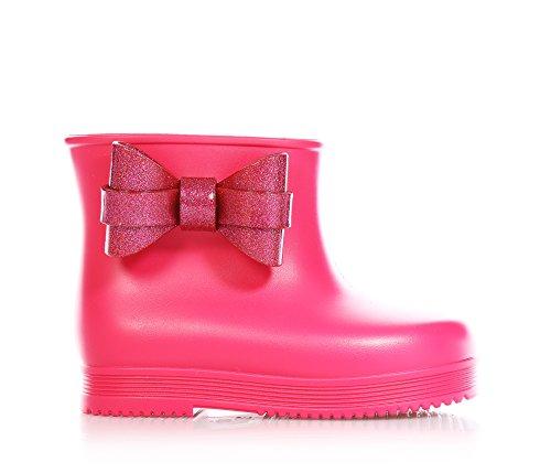 MINI MELISSA - Bottine rose, filles,enfant