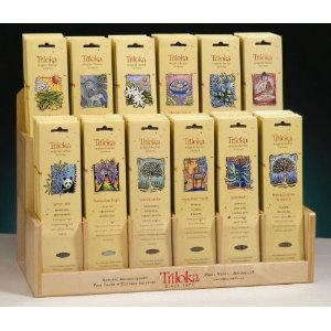 WINDROSE Incense Assorted Fragrance 1, 10 CT