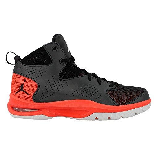 the best attitude 7ec29 bcde1 ... Nike Air Jordan Ace 23 Ii Basketbalschoenen Heren 644773-008 Zwart Pure  Platinum Infrared 23 ...