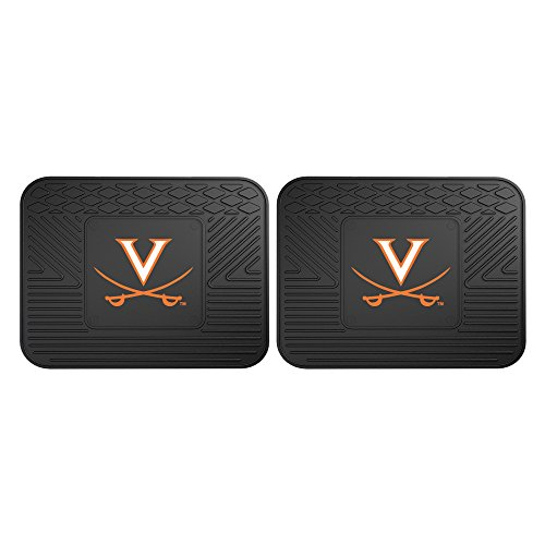 (Fanmats University of Virginia Utility Mat (2 Pack),)