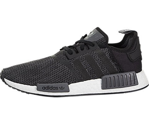ac215524c adidas Men s Originals NMD R1 Running Shoe CORE Black Grey White (9.5 D