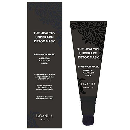 Lavanila The Healthy Underarm Detox Mask By Lavanila for Women - 1.5 Oz Mask, 1.5 Ounce