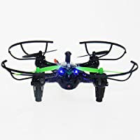 Night lions Tech (TM) Global Best Mini Quadcopter drone 2.4G 4CH RC RTF quadcopter N207C with HD 0.3MP Camera New