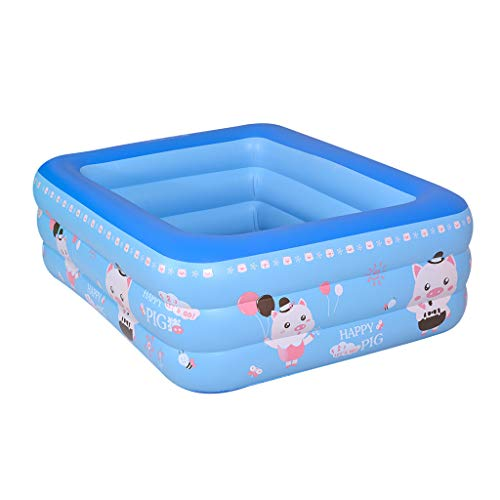 (Swimming Center Large Inflatable Pool for Kids Game Children Toys)