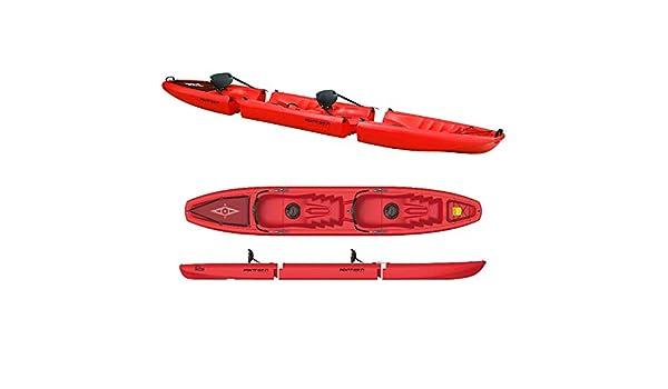 Falcon Tandem, Kayak Modular de 2 plazas: Amazon.es: Deportes y ...