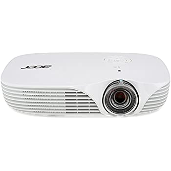 Amazon Com Acer K138st Portable Wxga Led Projector