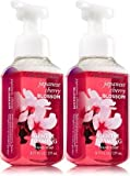 Bath&body Works Gentle Foaming Hand Soap Japanese Cherry Blossom, 8.75 Ounce (Pack of 2)