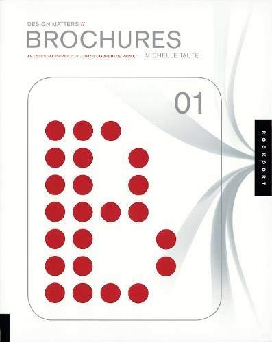 Design Matters: Brochures 01 (v. 1)