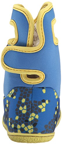 Axel Snow Kids' Bogs Boot Blue Multi wATngWqYxP