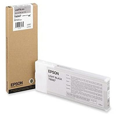 Epson Light Black UltraChrome K3 Ink Cartridge 220ML for Stylus Pro 4800/4880