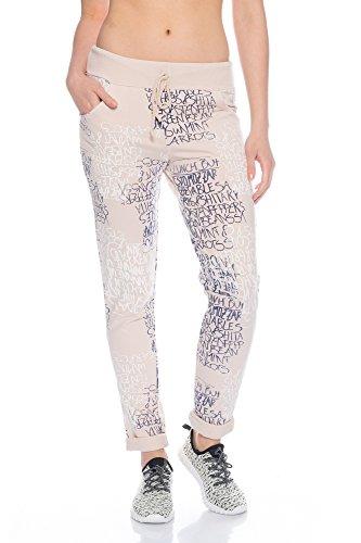 Fashionflash - Pantalón deportivo - Pantalones - para mujer Rosa