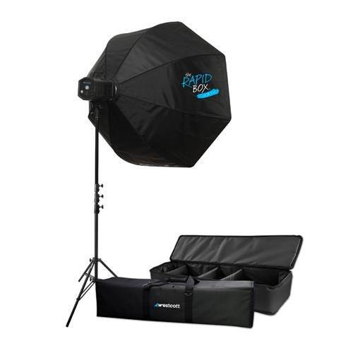 Westcott 48 inches Skylux LED 1-Light XL Kit with Rapid Box by Westcott