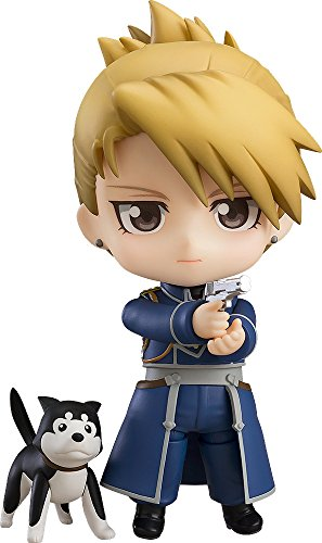 Good Smile Fullmetal Alchemist: Riza Hawkeye Nendoroid Action Figure