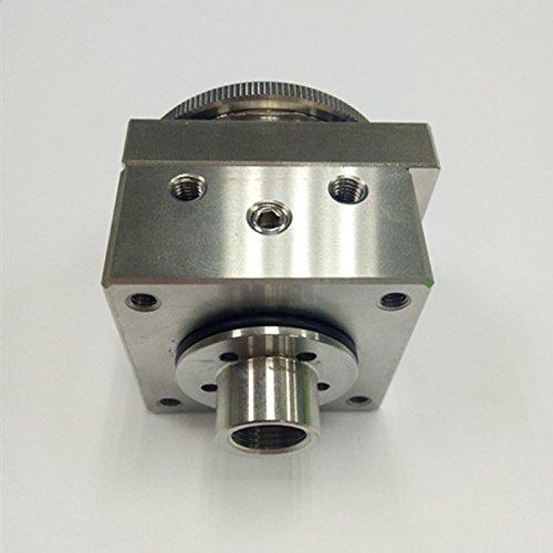 Sealed Barden Bearings 104HCUH Angular Contact Single Ball Bearing Contact Angle 15 Degree Spindle Bore 20 mm 42 mm OD BAR   104HCUH Heavy Preload