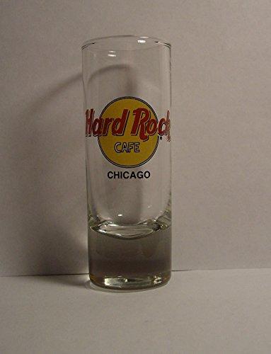 Indianapolis Hard Rock Cafe Glass