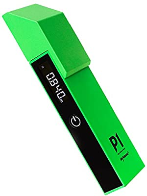 MyAntenna P1 Laser Tape Measure 130 Ft Easy-to-Use Portable Measurement Tool works with Interior Designer Civil Engineer Home Decor Measuring Smart Switch Green