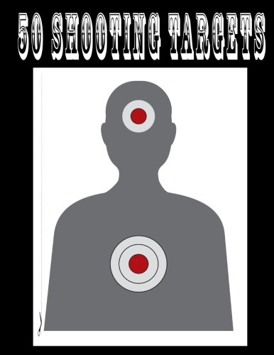 50 Shooting Targets 8.5