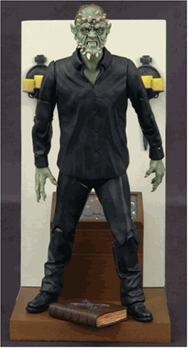 Buffy the Vampire Slayer/Angel: Time & Space Exclusive 'Pylean Demon' Angel Action Figure