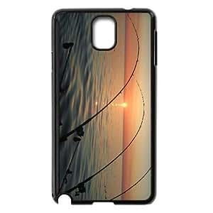 Samsung Galaxy Note 3 Phone Cases Black Fishing DFJ564302