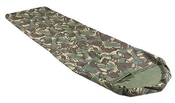 Bivvi nueva Bivi bolsa impermeable saco de dormir, DPM camuflaje militar Camping SAS