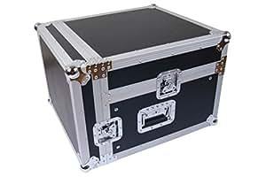Flyht Pro - Caja para DJ cuadrada con bandeja para el ordenador