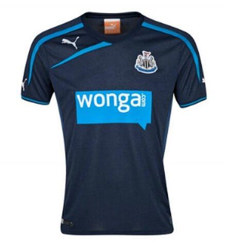 Newcastle United Away Shirt - 9