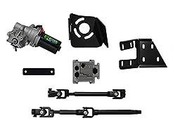 SuperATV EZ-STEER Power Steering Kit for...
