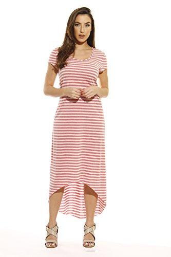2195-92-REDO-L Just Love Summer Dresses / Maxi Dress