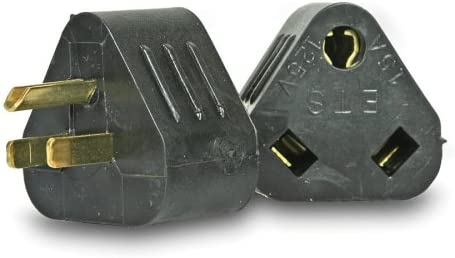 Camco 55103 15M to 30F 125V//1875W Electrical Adapter