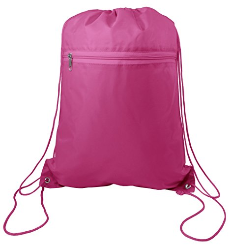 Economical Drawstring Polyester Backpack Pocket product image