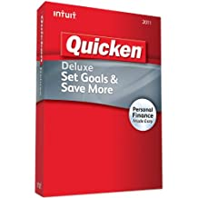 Quicken Deluxe 2011 - [Old Version]