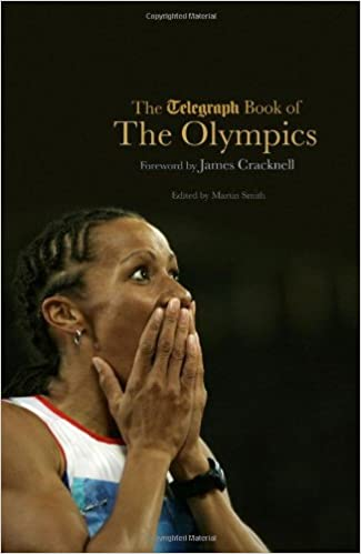 The Telegraph Book of the Olympics (Telegraph Books)