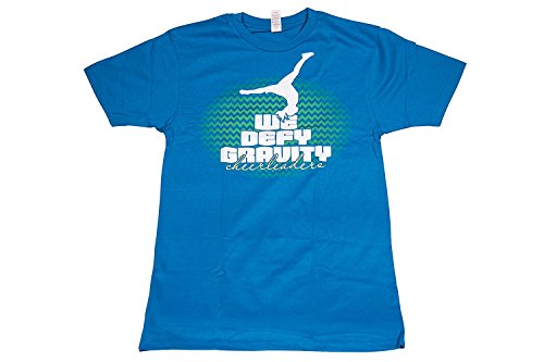 We Defy Gravity - All Star Outfitters Cheerleading Apparel - Adult (All Star Apparel)