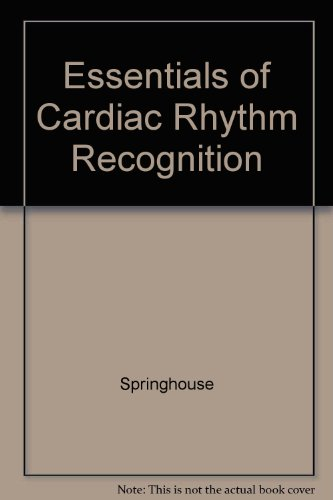 Springhouse Window (Essential Of Cardiac Rhythm Recognition: (institutional Single Seat Cd-rom For Windows))