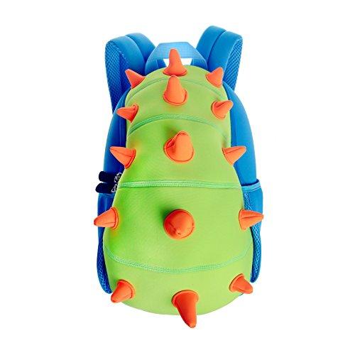 OFUN Cute 3D Cartoon Dinosaur Kids' Backpack, Toddler Backpack, Children School Backpack, Toy Bag For Kindergarten Pre school Boys Girls Unisex, Waterproof Bag, Gift For Baby Kiddos, Age 1-6