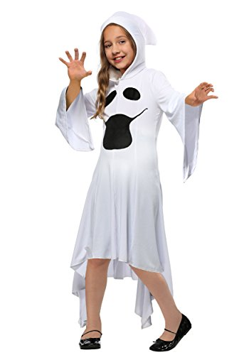 Gorgeous Ghost Girls Costume Small