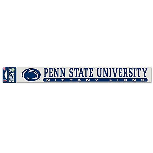 WinCraft NCAA Penn State University WCR32763014 Perfect Cut Decals, 2