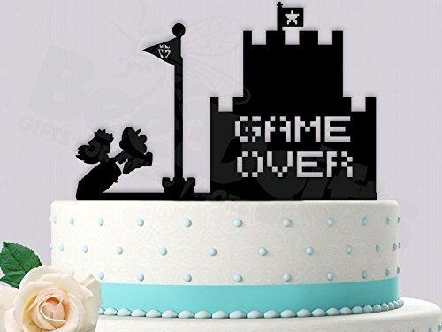 Gamer Wedding Cake Toppers Shop Gamer Wedding Cake Toppers Online