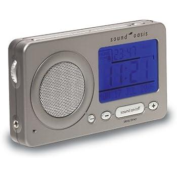 Amazon Com Sound Oasis Travel Sound Therapy System Sound