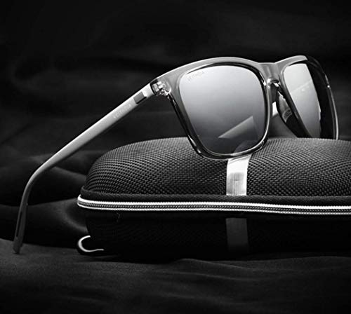 gafas mujer – gafas Polarizadas baratas espejo gafas sol polarizadas De gafas – moda de Elegantes de de Gafas sol gafas baratas elegantes de de de baratas Espejo Azul eye Sol redondas sol cat sol HD 7SntTq