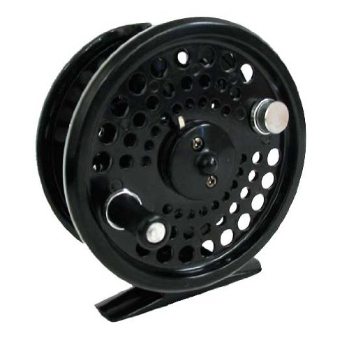 - Eagle Claw Black Eagle Fly Reel (Size-3/4)
