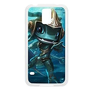 Fizz-002 League of Legends LoL case cover Iphone 5/5S - Plastic White