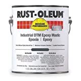 9100 Epoxy Mastic Coating, Silver Gray, 1G