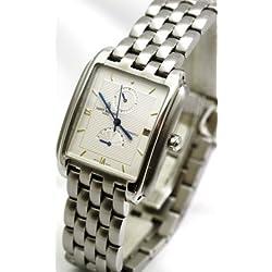Saint Honore Paris Automatic Exhibition Back Swiss Men's Watch